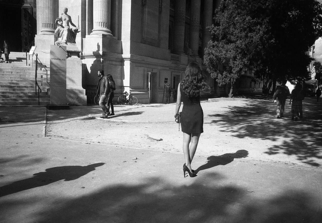 © Alina Tarabarinova / Paris / 2012